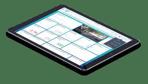 iPad- ERP- SAP